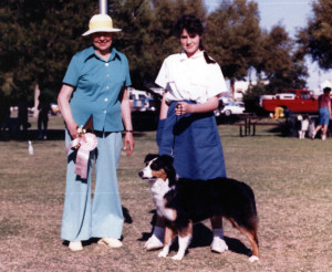 march 1987 Meeka & Claire BJH under Dr. Eleanor Waskow